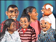Nana Puppet 1